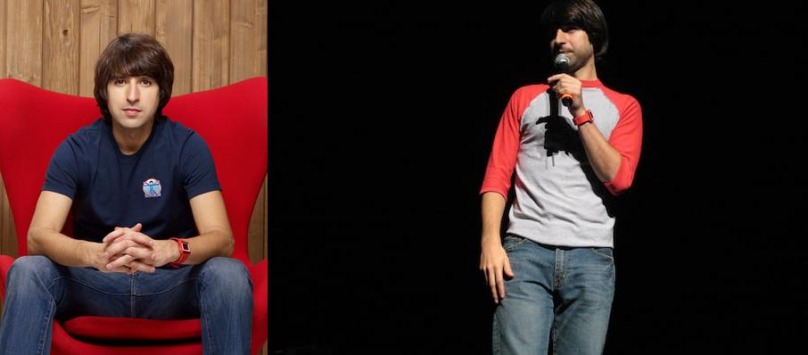 Demetri Martin at The National