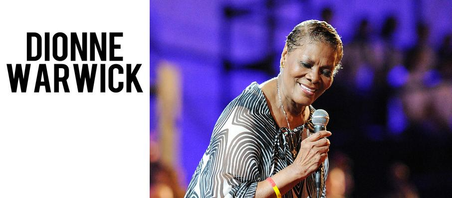 Dionne Warwick at Altria Theater