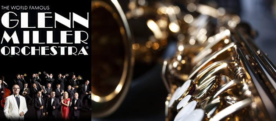 Glenn Miller Orchestra at Carpenter Theater
