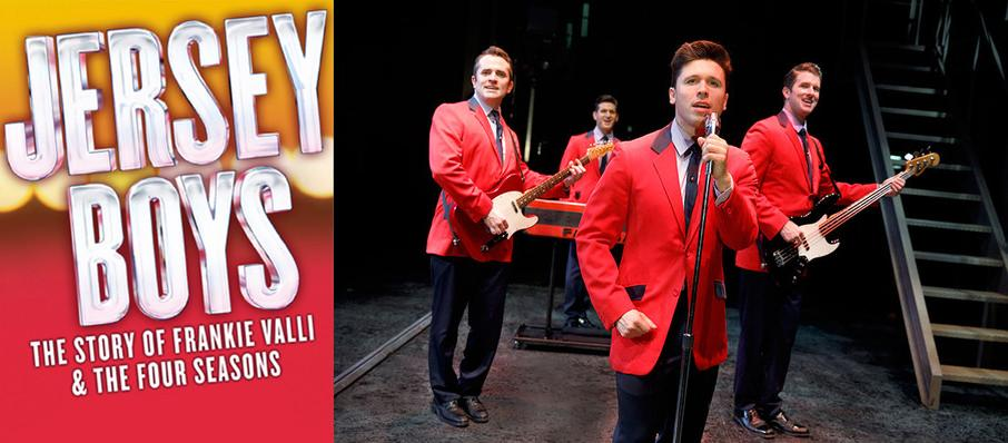 Jersey Boys at Altria Theater