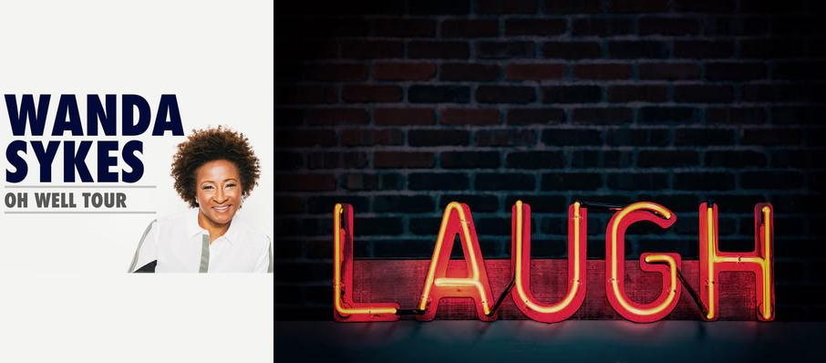 Wanda Sykes at Carpenter Theater