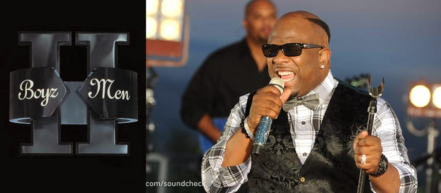 Boyz II Men at Innsbrook Pavilion