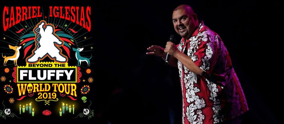 Gabriel Iglesias at Altria Theater