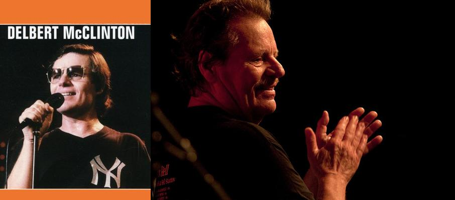Delbert McClinton at Rhythm Hall