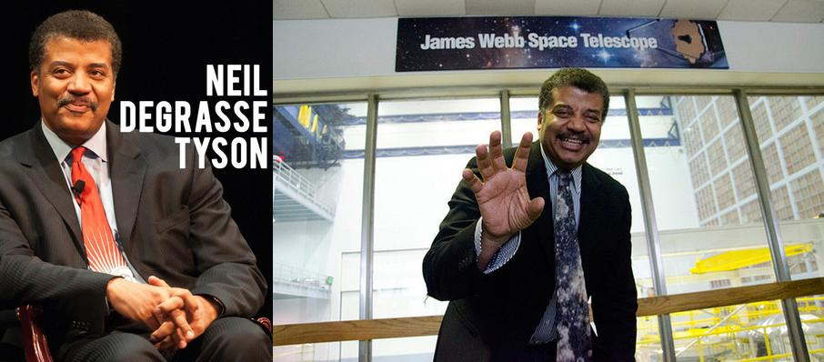 Neil DeGrasse Tyson at Altria Theater