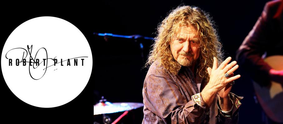 Robert Plant at Richmond Raceway Complex Amphitheater