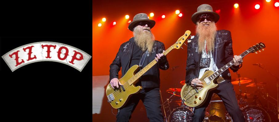 ZZ Top at Altria Theater