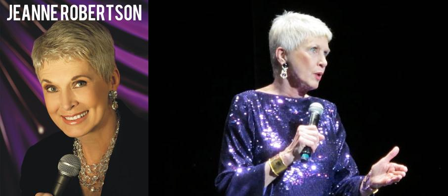 Jeanne Robertson at Carpenter Theater