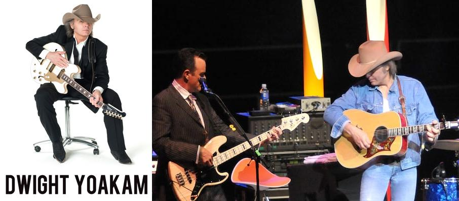 Dwight Yoakam at The National