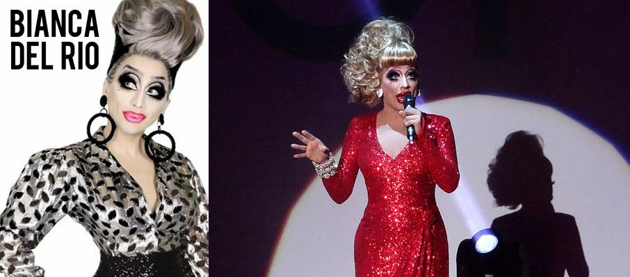 Bianca Del Rio at The National