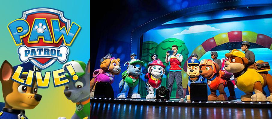 Paw Patrol at Altria Theater