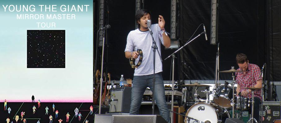 Young The Giant at Richmond Raceway Complex Amphitheater