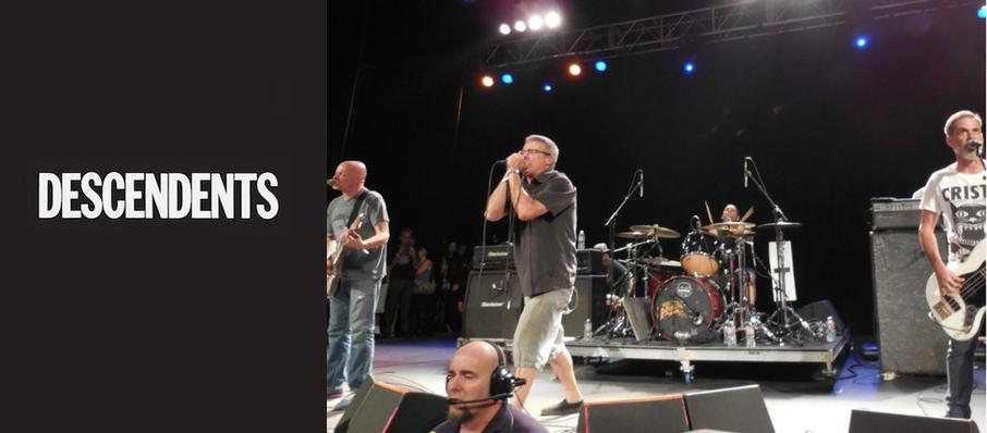 Descendents at The National