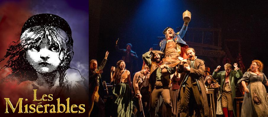 Les Miserables at Altria Theater