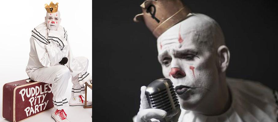 Puddles Pity Party at Carpenter Theater
