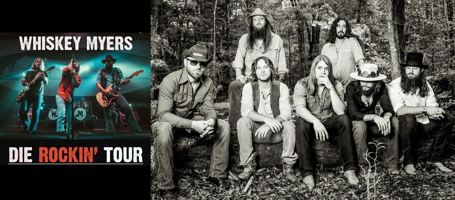 Whiskey Myers at The National