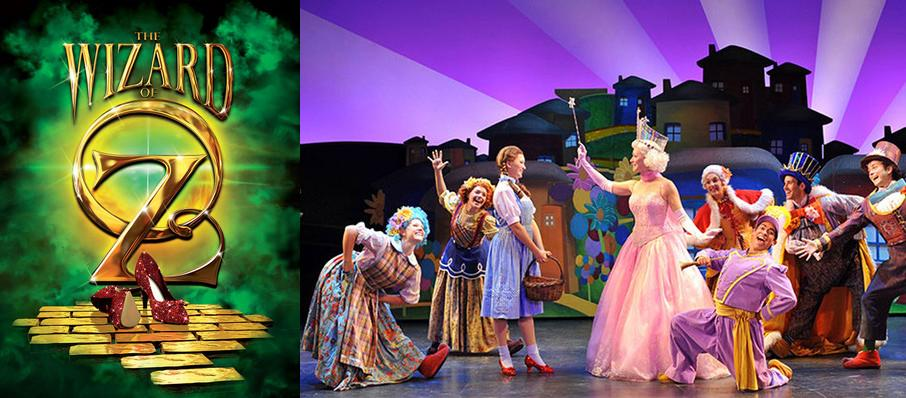 The Wizard of Oz at Altria Theater