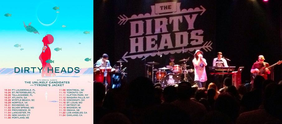 Dirty Heads at The National