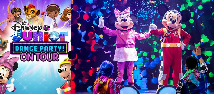 Disney Junior Live: Dance Party at Altria Theater