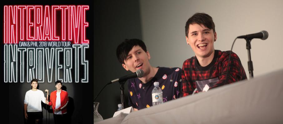 Dan and Phil at Altria Theater