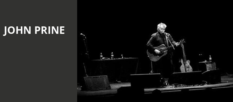 John Prine, Altria Theater, Richmond