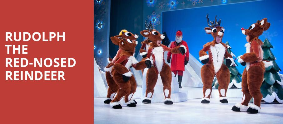 Rudolph the Red Nosed Reindeer, Altria Theater, Richmond