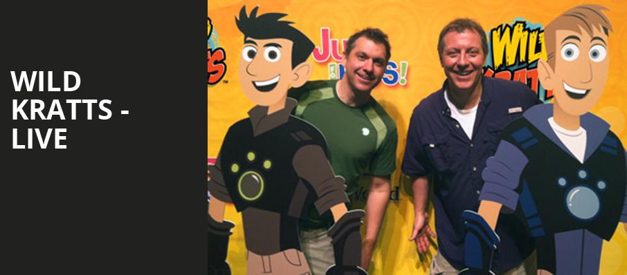 Wild Kratts Live, Altria Theater, Richmond