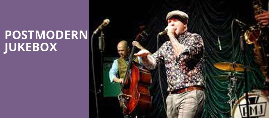 Postmodern Jukebox, The National, Richmond