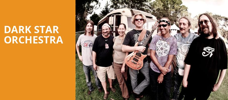 Dark Star Orchestra, The National, Richmond