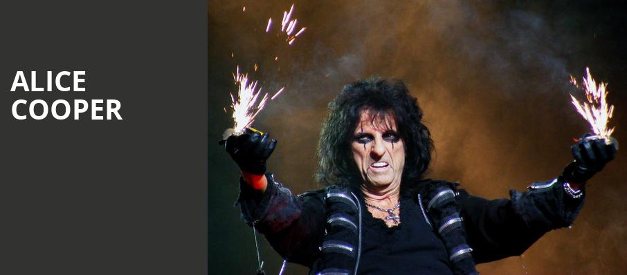 Alice Cooper, Altria Theater, Richmond