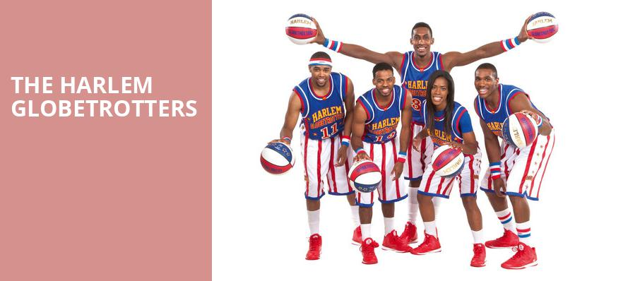 The Harlem Globetrotters, Richmond Coliseum, Richmond