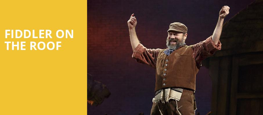 Fiddler on the Roof, Altria Theater, Richmond