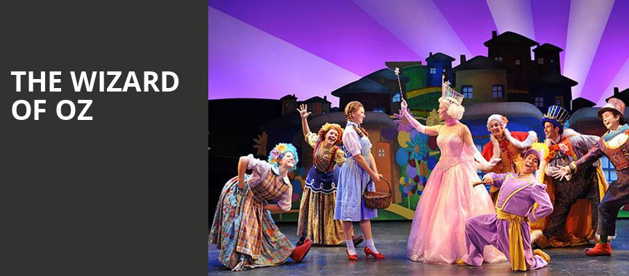 The Wizard of Oz, Altria Theater, Richmond