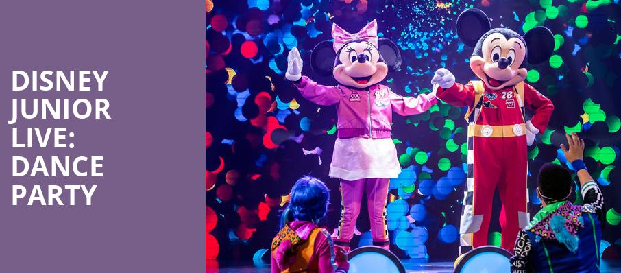 Disney Junior Live Dance Party, Altria Theater, Richmond