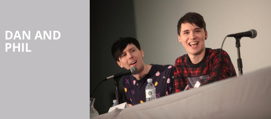 Dan and Phil, Altria Theater, Richmond