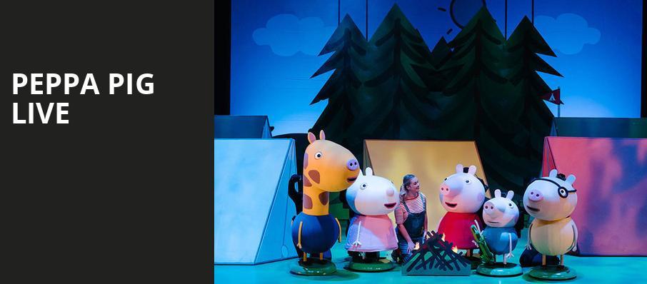 Peppa Pig Live Altria Theater Richmond Va Tickets Information