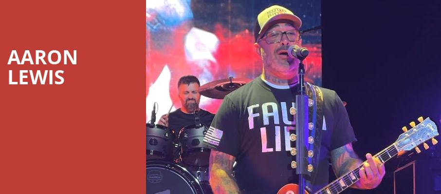 Aaron Lewis, Innsbrook Pavilion, Richmond