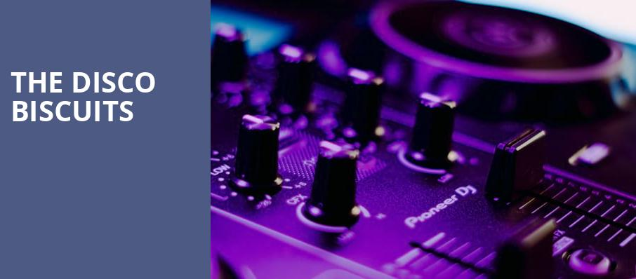 The Disco Biscuits, The National, Richmond