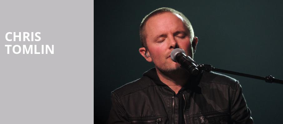 Chris Tomlin, Carpenter Theater, Richmond