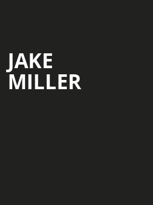 Jake Miller, Canal Club, Richmond